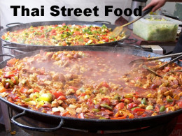 Best Street Food: Thai Food at Festival