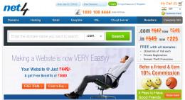 A Company Website