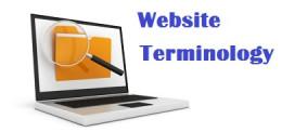 Website Creation Terminology