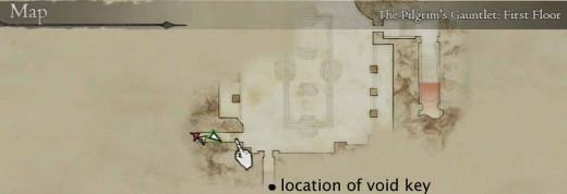 Dragon's Dogma Dark Arisen get second void key from the Pilgrim's Gauntlet