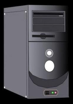 Desktop computers:  What $1329.00 got you in 2007. What it gets you in 2012