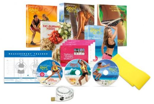 Brazil Butt Lift DVD Workout
