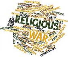 Religion and Wars are intertwined