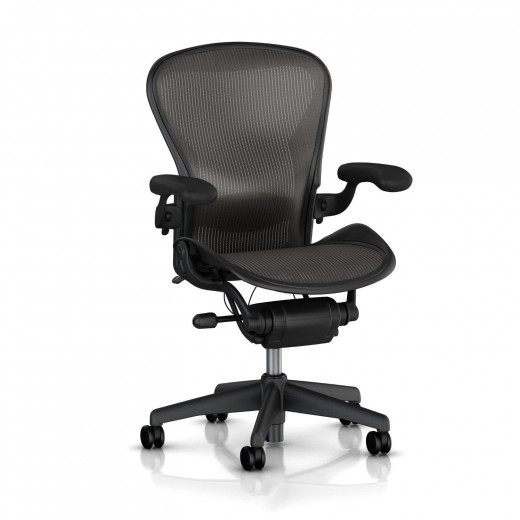 The Aeron Chair from Herman Miller is ergonomically sound, but sets you back around $800. If you can afford it its still the way to go. Below I'll give you some good budget alternatives.