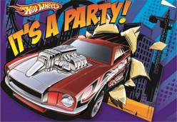 Hot Wheels Speed City Party Ideas