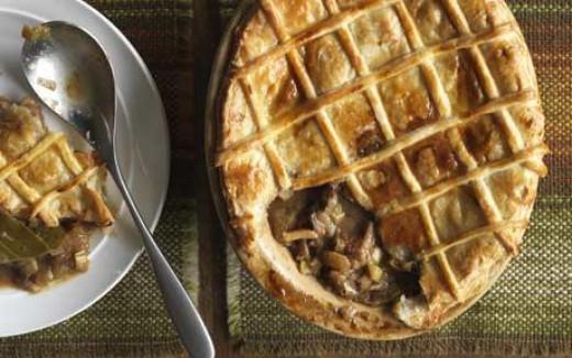Devon Squab Pie