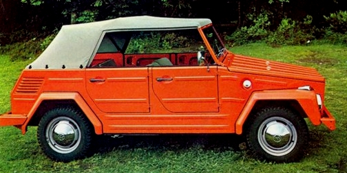 The last time the Rangers and Bruins squared off in the NHL Post Season, Americans  were driving around in the unusual VW Thing......although based on US Sales Figures, not THAT many were.