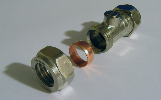 Inch Refrigeration Tubing Joints Ring