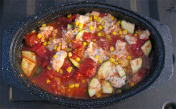 Recipe for Spanish Corn Stew