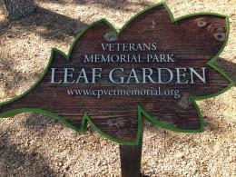 Leaf Garden -  Veterans Memorial Park - Cedar Park TX