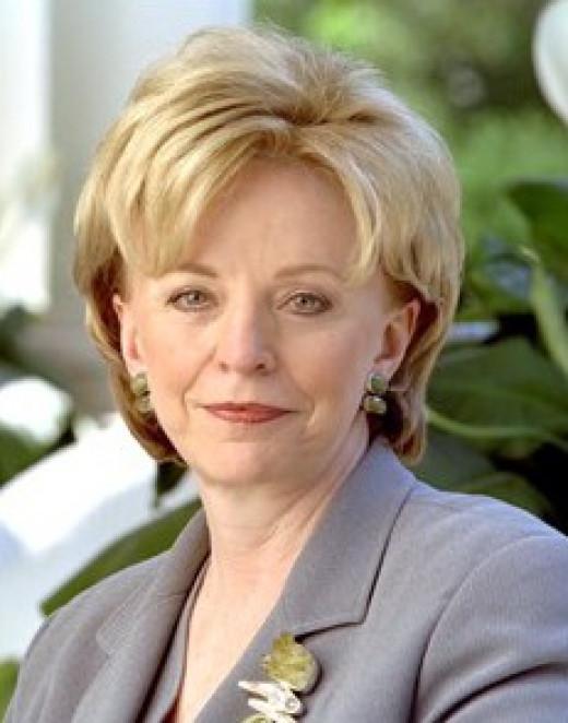 Former First Lady Lynne Cheney