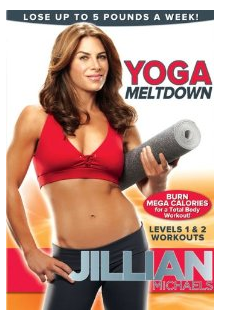 Jillian Michaels: Yoga Meltdown Jillian Michaels: Yoga Meltdown