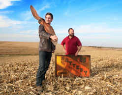 American Pickers: Mike Wolfe, Frank Fritz and Danielle Cushman