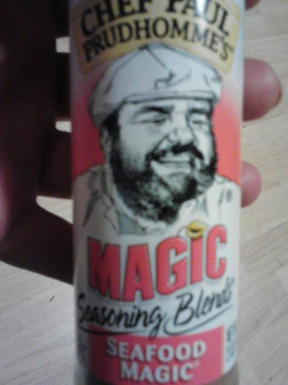 Chef Paul Prudhomme's Seafood Magic Seasoning Blends
