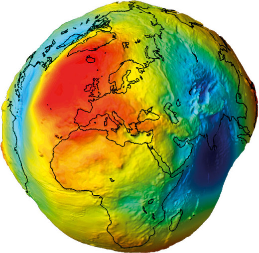 The Geoid Earth