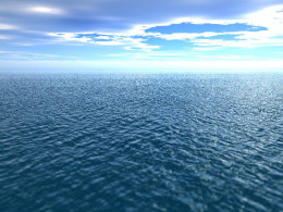 Oceans like these cover 70% of our Earth