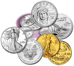 Bullion coins are one way of holding investments. In some regions, they are more popular than the stock market.
