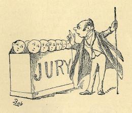 Murder Mystery Experience - Jury Service.