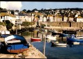 The magical Sea, Salt and Sails Festival in a quaint fishing village in Cornwall.