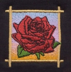 The Artistic Use of Color in Embroidery