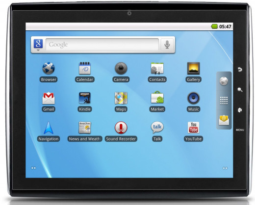 Le Pan I TC 970 9.7-Inch Android Tablet