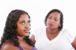 Troubled teens usually give some outward indication that they are in distress.