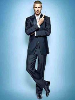 David Beckham 007!