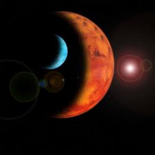 Mars is the fourth planet from the sun and one planet in our lifetime that we may see people visit.