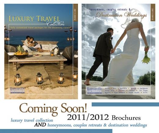 Honeymoon Travel Brochures