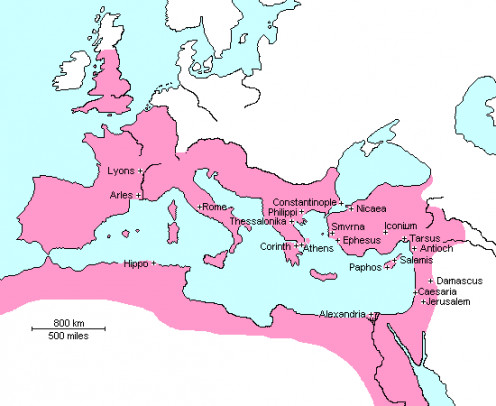Early Churches of Christianity Early Christianity Began