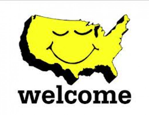 Some feel America should welcome everyone and just tax them like every other American citizen.