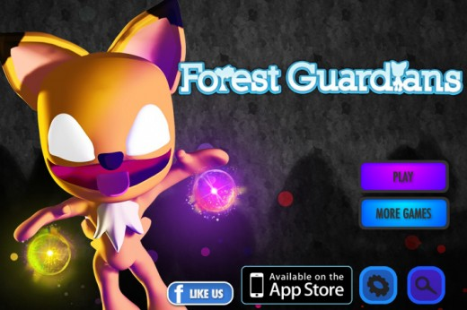 Forest Guardians is copyrighted by Par and Armor Games. Images used for educational purposes only.