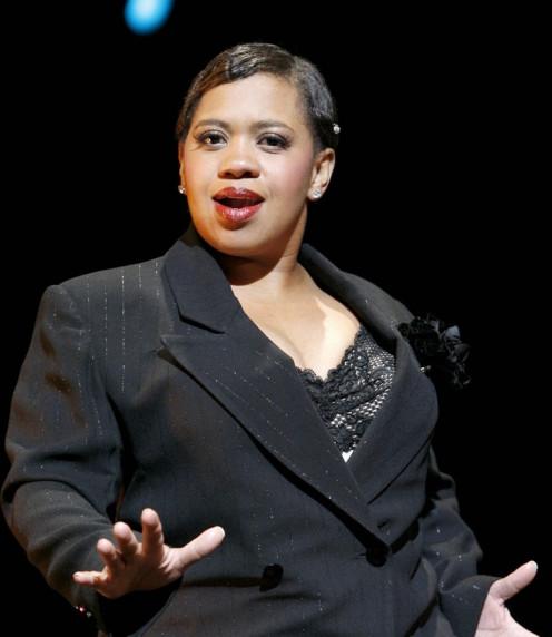 Chandra Wilson as Mama Morton in Chicago