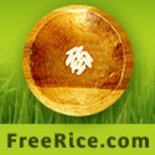 Freerice.com bowl