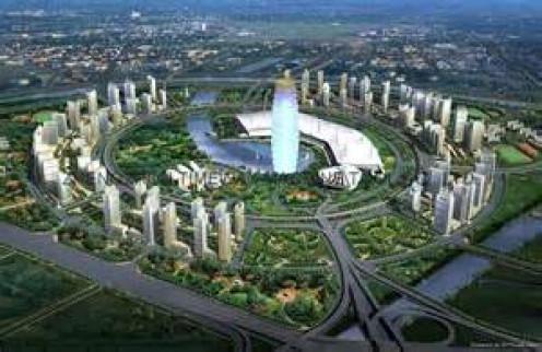China's skyscraper henge