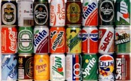 Soda cans are a great way to earn some income.
