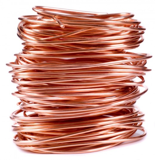 Copper is a great money maker.