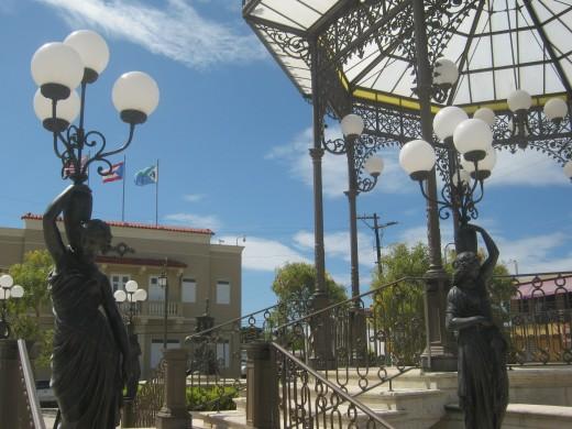 Square of Rio Grande, PR
