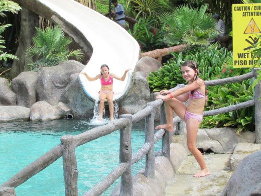 Los Lagos resort offers a perfect family vacation in Costa Rica.