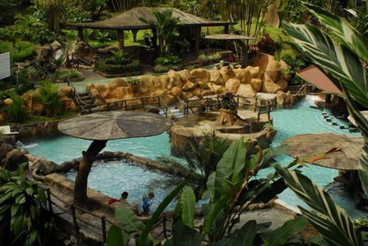 Los Lagos, Arenal Hot Spring Resort.