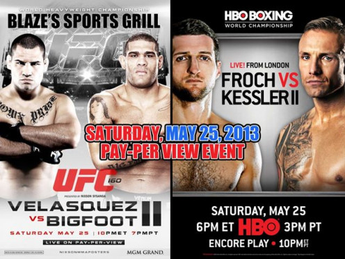 Boxing and UFC on pay per view  is a great event to host for a guys night in at the house. Also, Super Bowls are a fantastic sporting event to hold for the guys.,