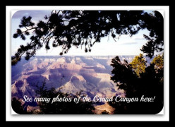 Grand Canyon National Park in Arizona ~ Amazing Travel Pictures
