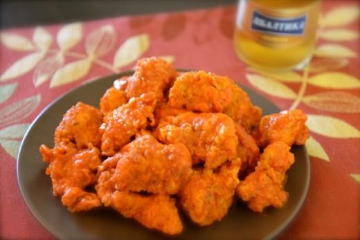 Marinated Boneless Chicken Pic