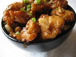 Boneless Pungao Chicken