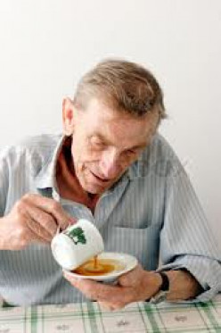 Grandpa Drank Coffee From a Bowl