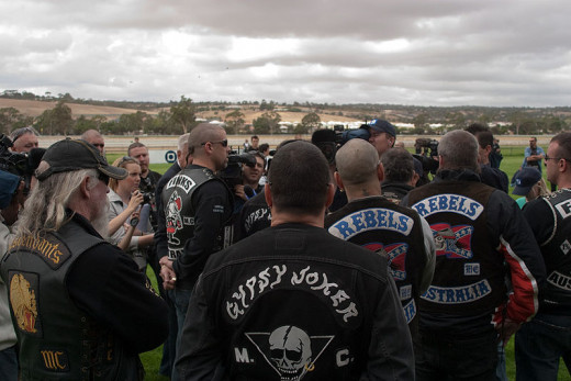 The Vago Motorcycle Club