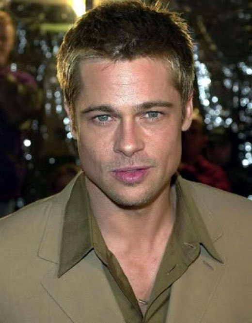 Brad Pitt is an Extraordinary Super Star
