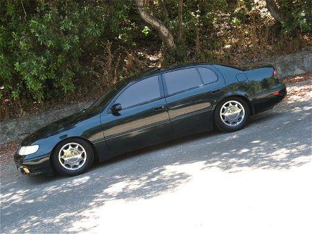 My 1993 Lexus GS300: Project Toyota Aristo