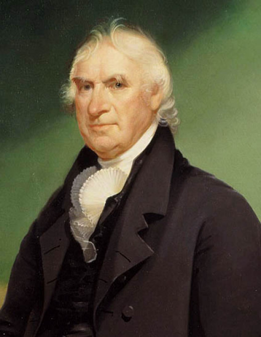 George Clinton was part of the Jefferson and Madison administrations.