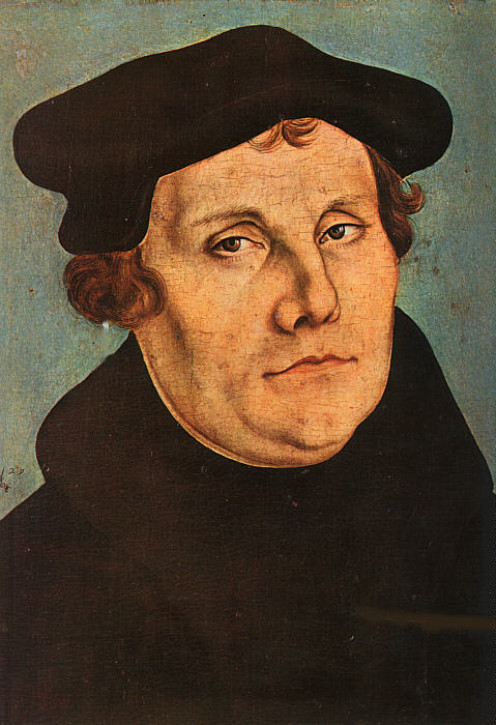 The reformation initiated by Martin Luther stopped short of eradicating the structure of the church system.